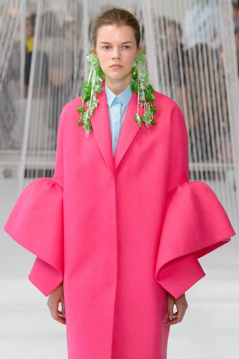 Delpozo New York Fashion Week SS17