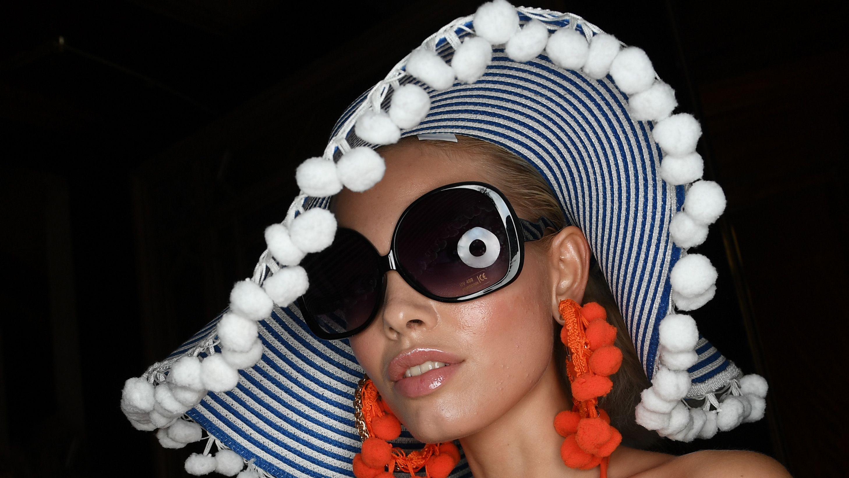 Best Backstage London Fashion Week SS17