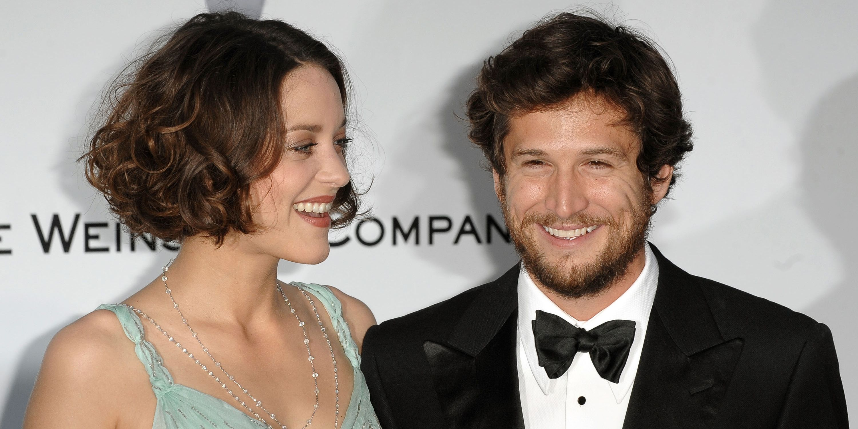 Guillaume Canet charlotte casiraghi