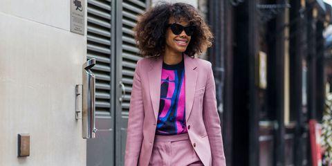 London Fashion Week street style day 3 | ELLE UK
