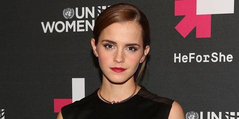 Emma Watson for HeforShe | ELLE UK