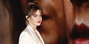 Emma Watson at premiere | ELLE UK