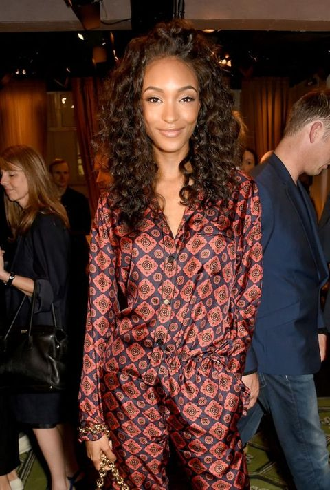 Celebrities at Burberry SS17 show | ELLE UK