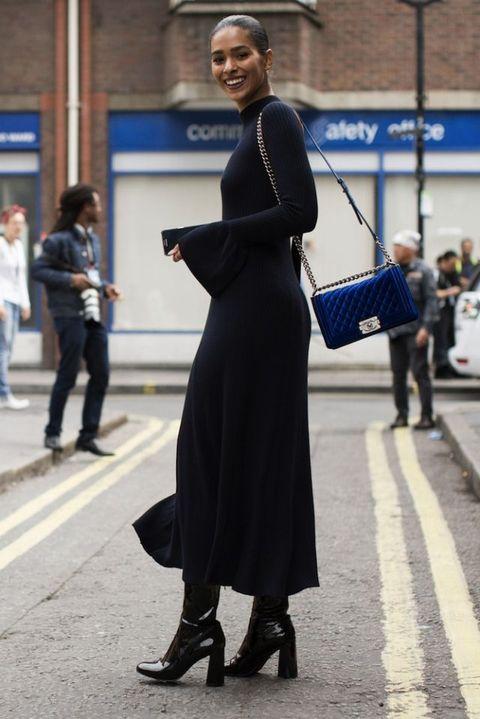 London Fashion Week SS17 streeT style | ELLE UK