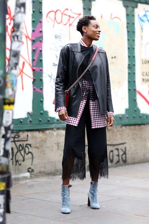 What ELLE Wears - London Fashion Week