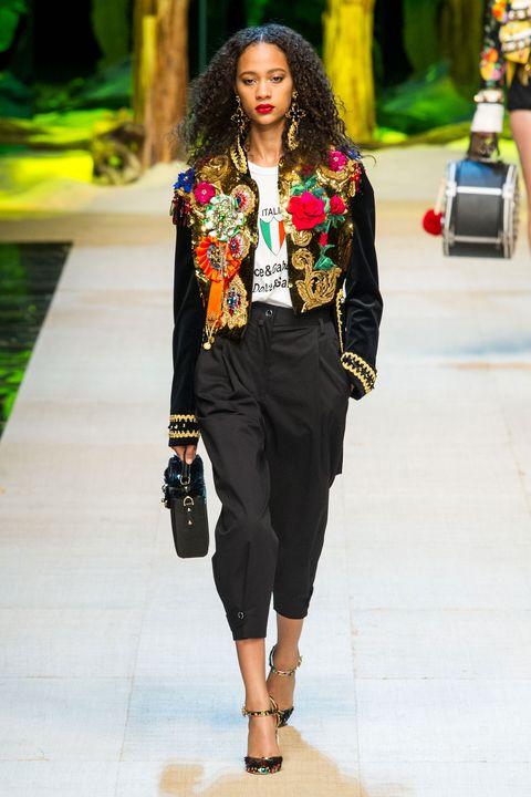 Dolce & Gabbana SS17 Show