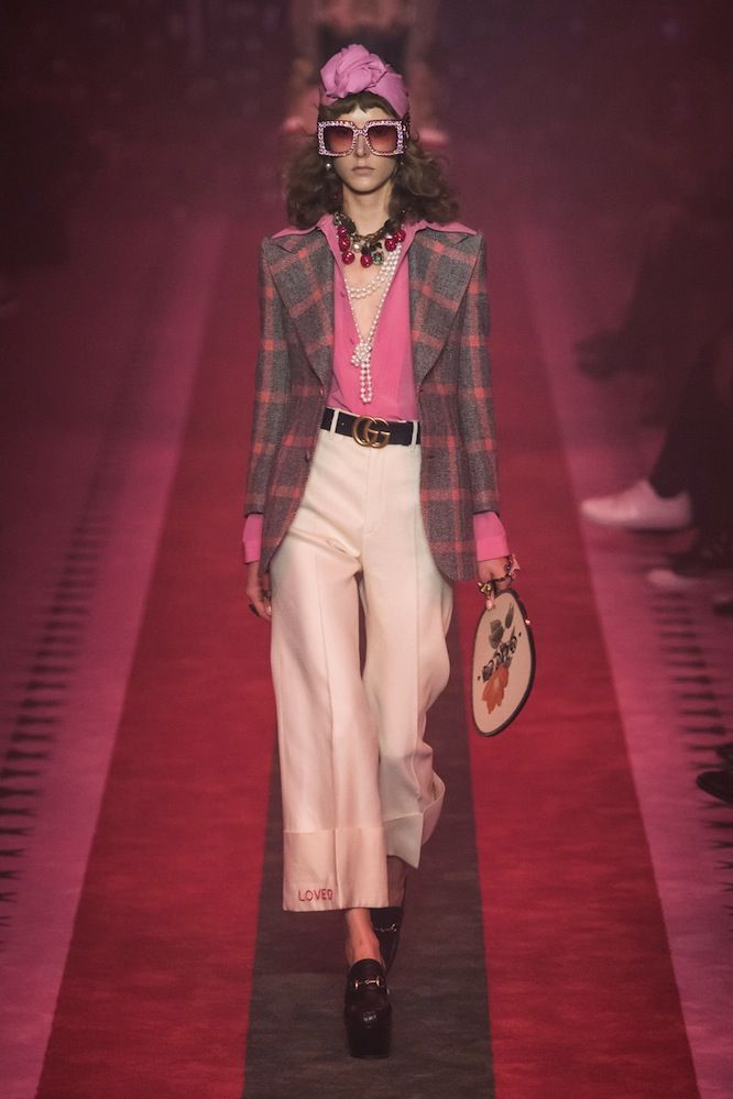 Milan Fashion Week SS17: Gucci