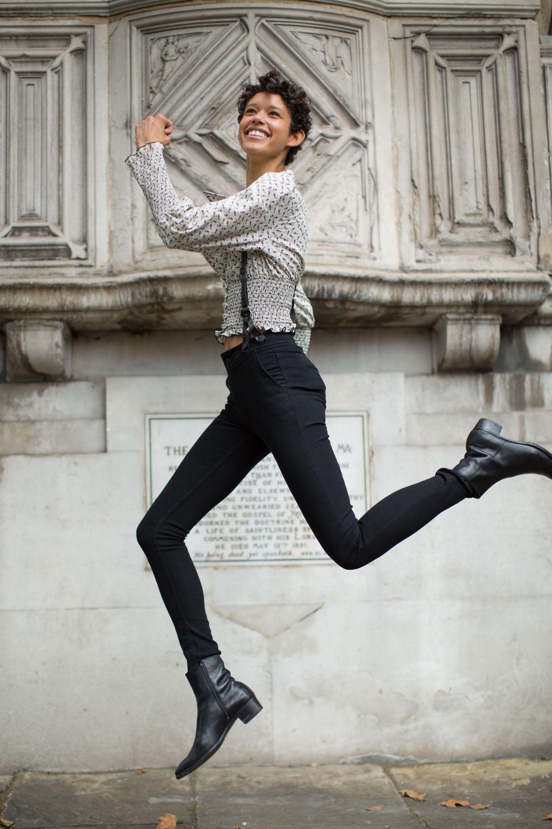 Models Off Duty London Fashion Week Spring Summer 2017