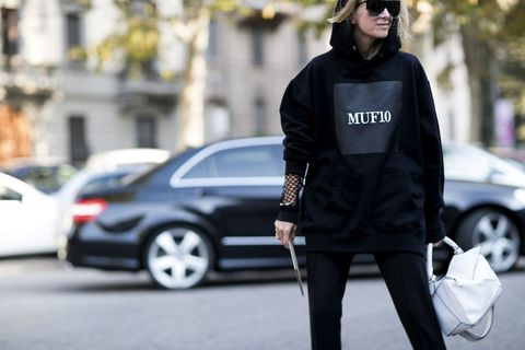 Milan Fashion Week street style day 5 | ELLE UK