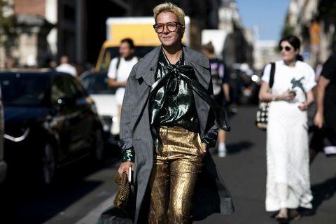 Paris Fashion Week Street Style Day 2 | ELLE UK