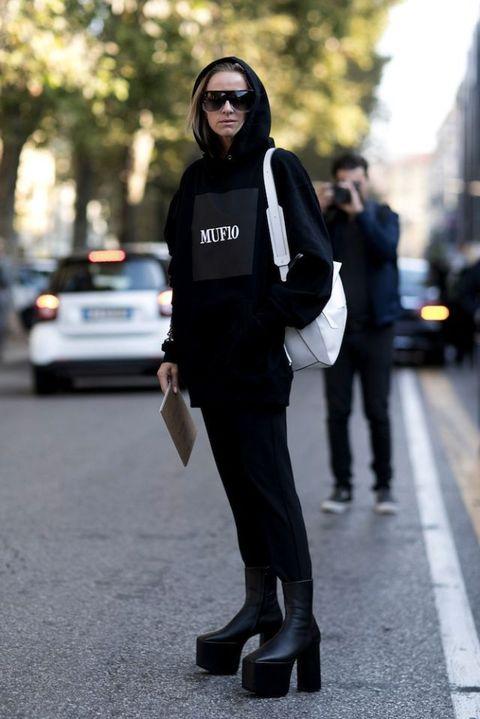 Milan Fashion Week street style day 5 | ELLE UK