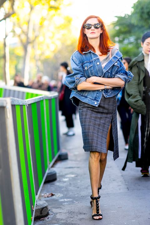 Paris Fashion Week Spring Summer 17 Street Style