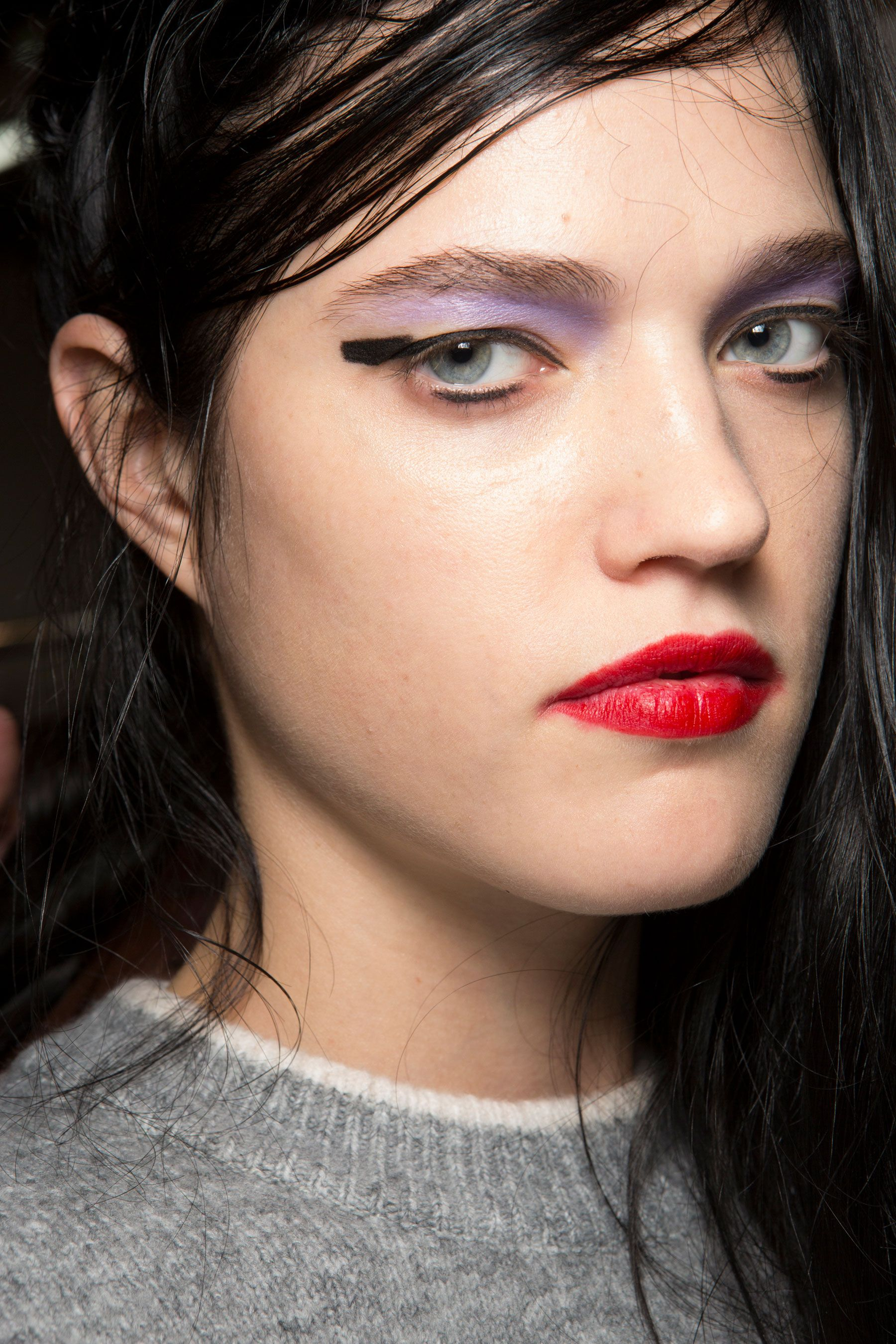 5 Amazing Backstage Beauty Moments From Paris Fashion Week SS14