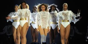 Beyonce Formation Tour in Miami | ELLE UK