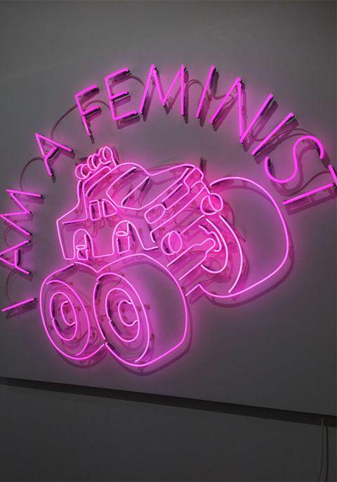 I am a Feminist, FriezeArt fair 2016