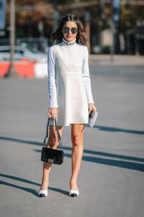Paris Fashion Week SS17 Street Style: Day 8   ELLE UK