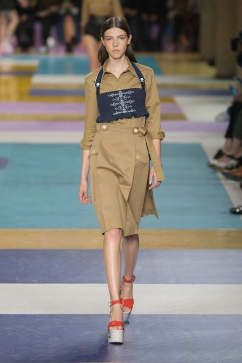Paris Fashion Week: Miu Miu SS17