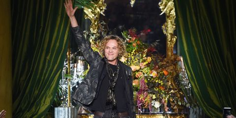 711df4b73c Peter Dundas Leaves Roberto Cavalli