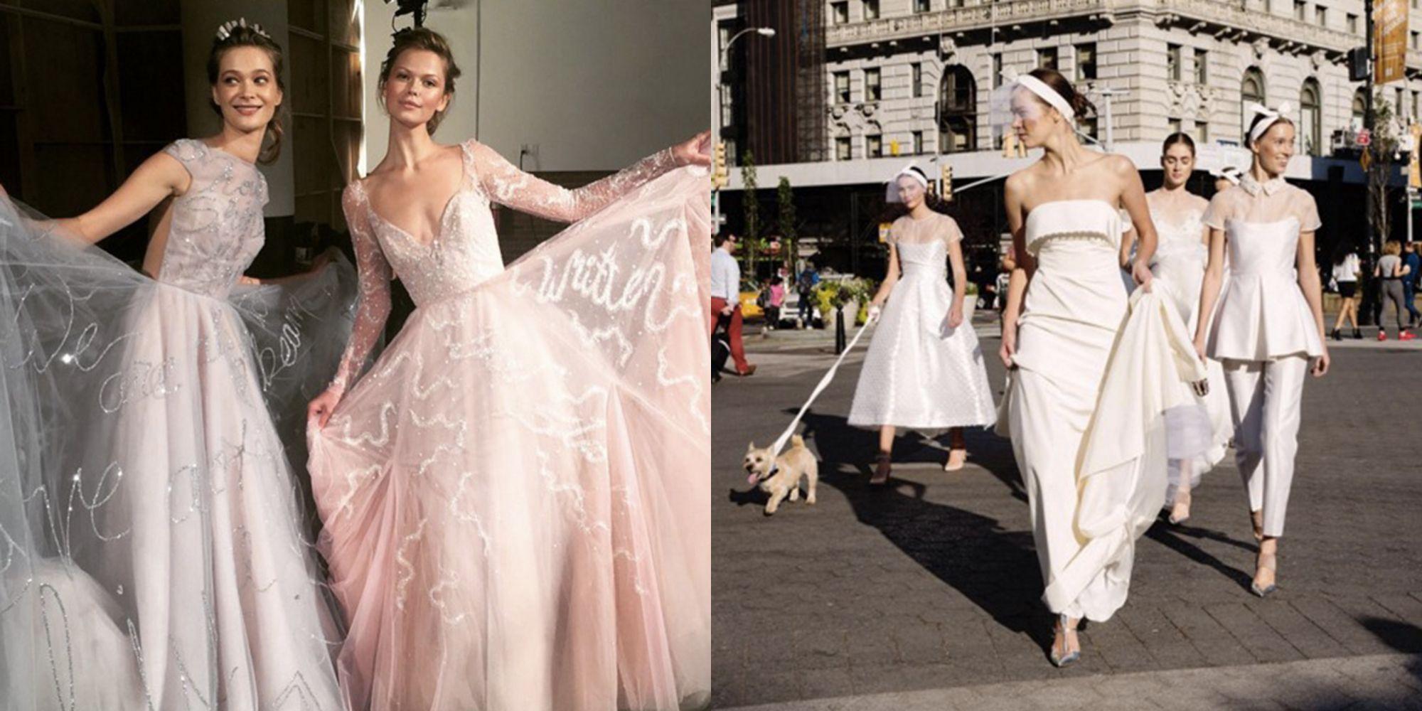 Most Beautiful Brides Dresses