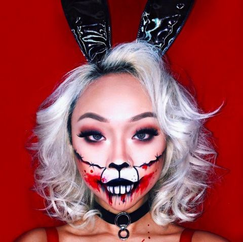 Halloween Instagram Makeup Artists