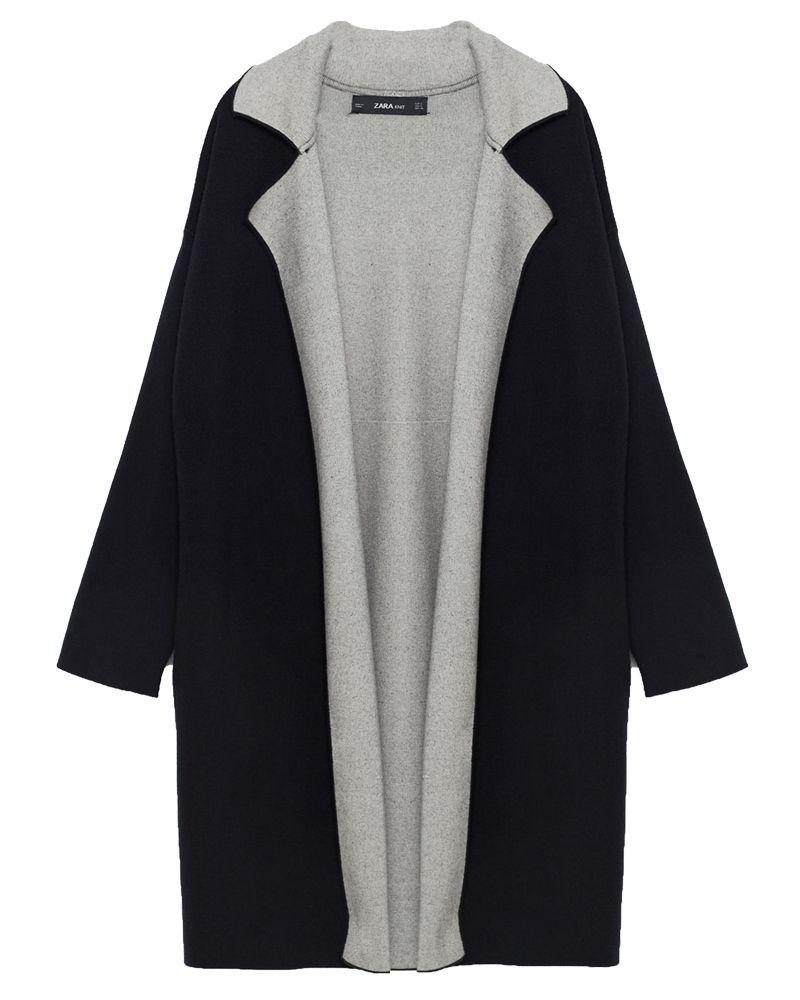 Best Navy Coats | ELLE UK