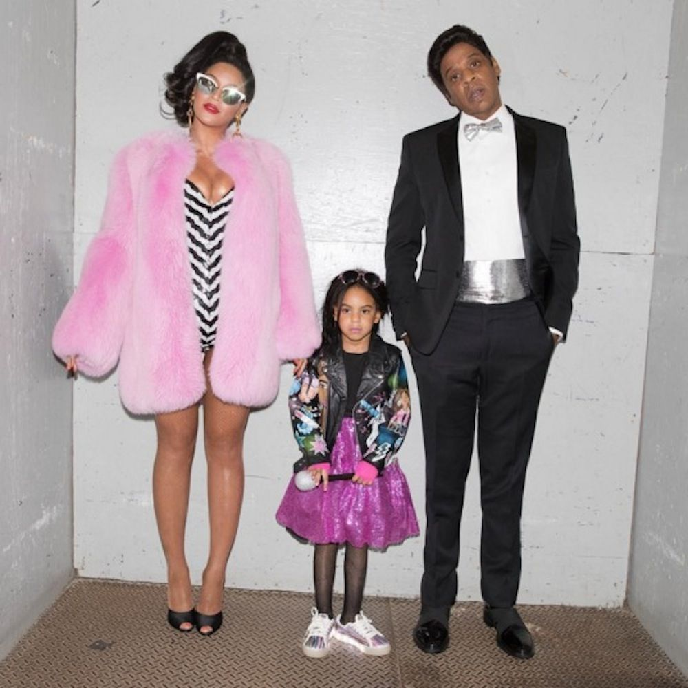 Beyonce and Jay Z barbie and Ken Halloween costumes | ELLE UK