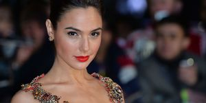 Gal Gadot on red carpet | ELLE UK
