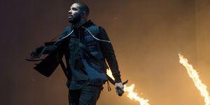 Drake in concert | ELLE UK