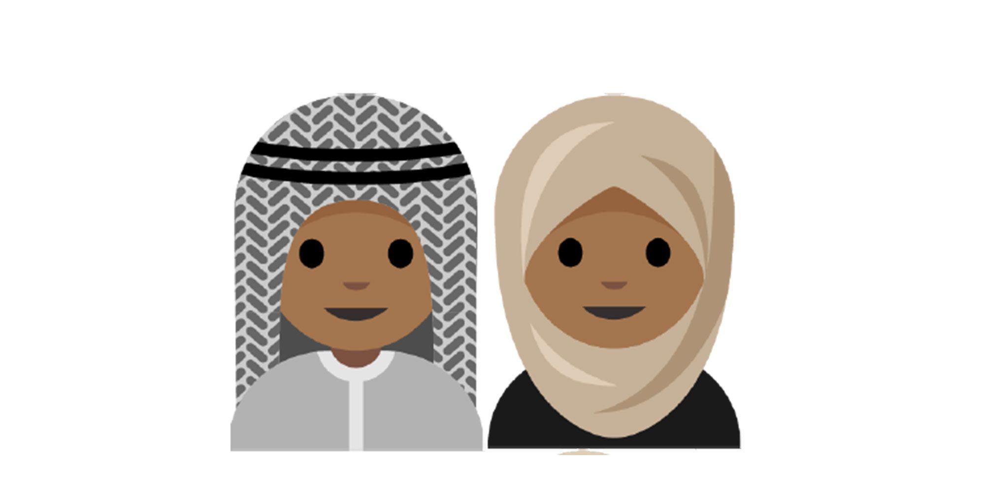 Hijabs, Breastfeeding, Non-Binary Genders: The New Emojis Coming In 2017