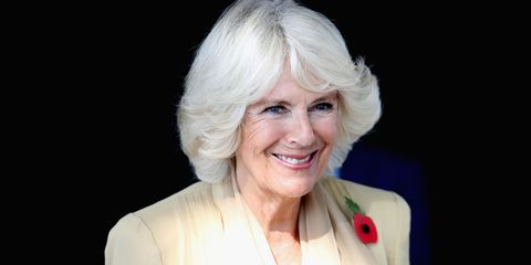 Camilla on Remembrance Day | ELLE UK