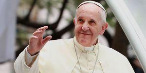 Pope Francis | ELLE UK