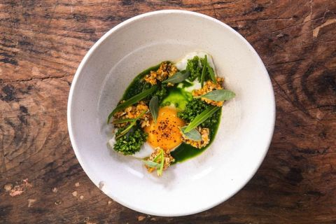 Perilla restaurant-Newington Green-london