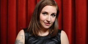 Lena Dunham profile | ELLE UK