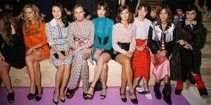 Alexa Chung on FROW | ELLE UK