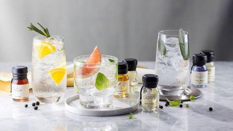 Ginvent, gin tasting , Marshall, London