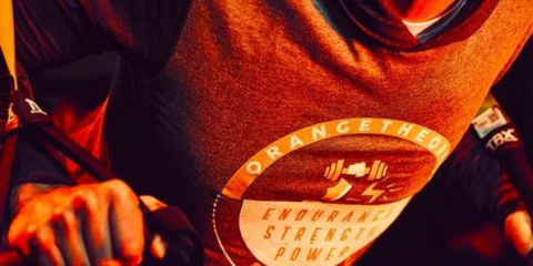 Orange theory | ELLE UK