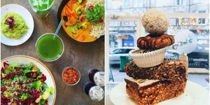 UK's top vegan restaurants | ELLE UK