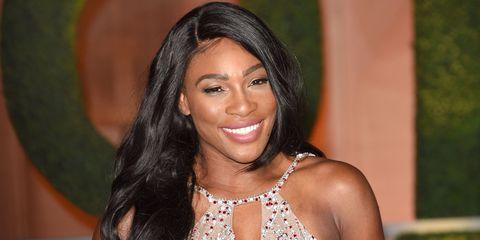 Serena Williams Engagement Ring | ELLE UK