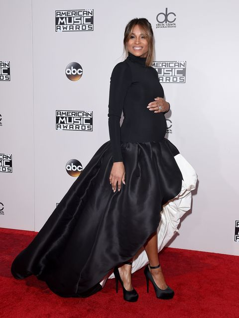 9ed5943315 Stylish Pregnant Celebrities  Maternity Fashion On The Red Carpet