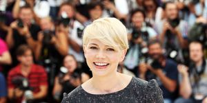Michelle Williams at Cannes Film Festival | ELLE UK