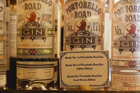The Distillery, Portobello Gin, London