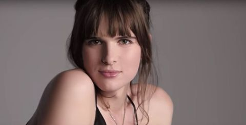 a837dd7aa Hari Nef Is The New Face Of L'Oréal