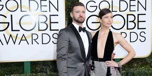 Golden Globes 2017: Celebrity Couples on the Red Carpet   ELLE UK