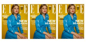 Elle Fanning ELLE UK cover Feb 2017