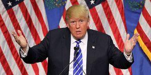 Donald Trump Blackish Tweet | ELLE UK