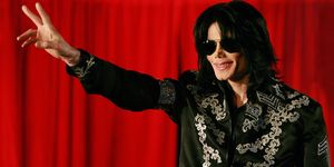 Michael Jackson   ELLE UK JAN 2017