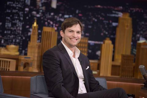 Ashton Kutcher | ELLE UK JAN 2017