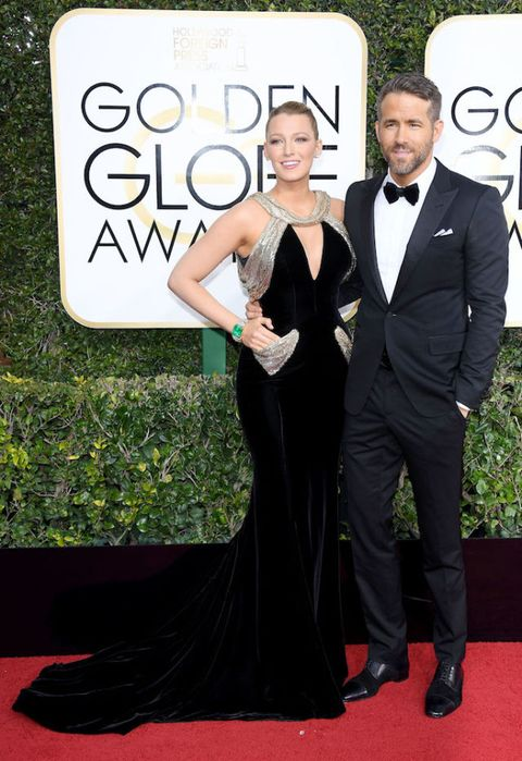 Golden Globes 2017: Couple On The Red Carpet | ELLE UK