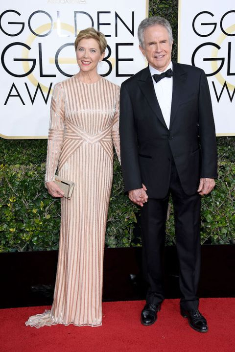 Golden Globes 2017: Couple On The Red Carpet | ELLE UK