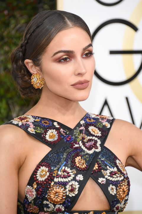 Golden Globes 2017 Beauty Hair Makeup